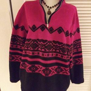 Catalina Fleece To Jacket size L